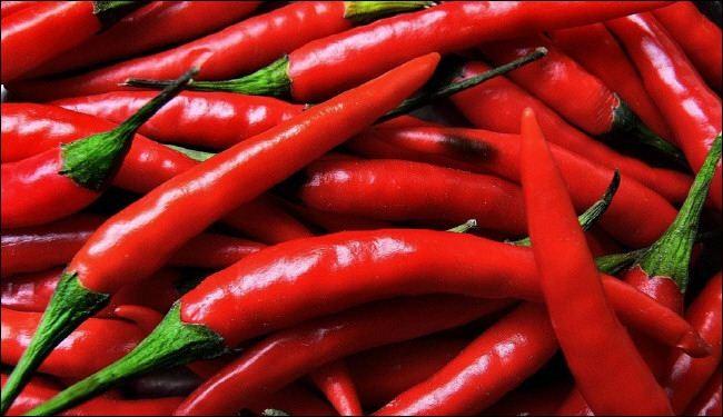 الفلفل الأحمر الحار مفيد لمرضى تليف الكبد