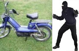دراجات أعوان السلطة بميدلت تتعرض للسرقة.