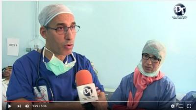 لأول مرة 6عمليات للقلب المفتوح بمستشفى مولاي علي الشريف بالرشيدية بمبادرة من الذكتور بومزبرة