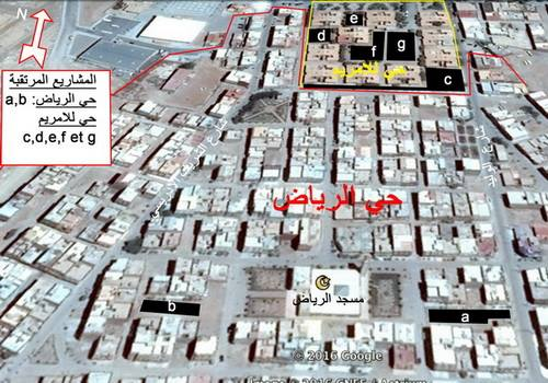 عامل إقليم ميدلت يستقبل أعضاء جمعية الرياض للبيئة والتنمية المستدامة