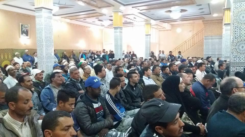 مؤتمرو الحمامة يطالبون بالابقاء على دعم الغازوالمواد الاساسية.