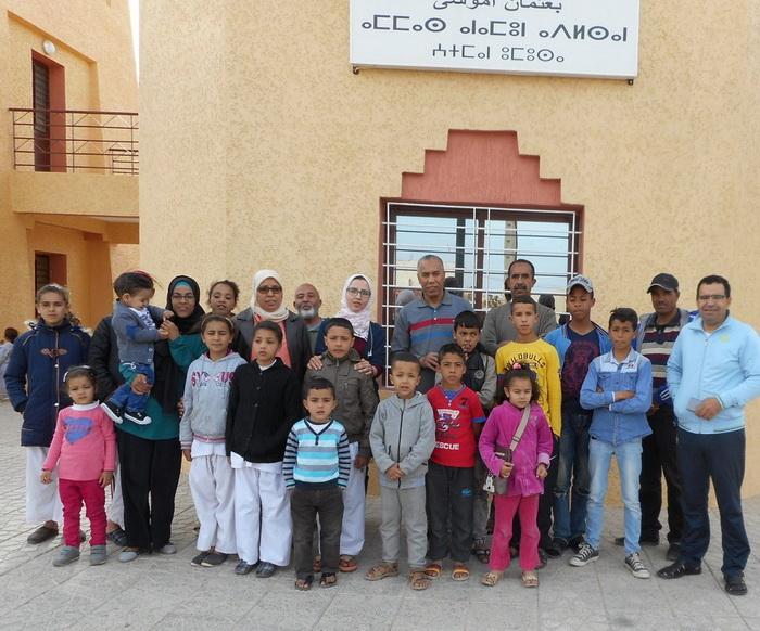 فحوصات طبية مجانية بمركز عثمان وموسى بميدلت