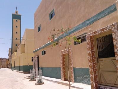ودادية آيت منصورنشاط صحي وعمل احساني ميدلت في رمضان 1438