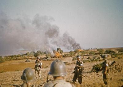 دخول المستعمر الفرنسي  لايتزر ومعركة – تيغرمت أوحسين-
