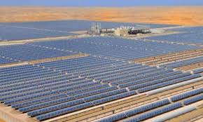 ميدلت :جديد مشروع نور- ميدلت  للطاقة المسية