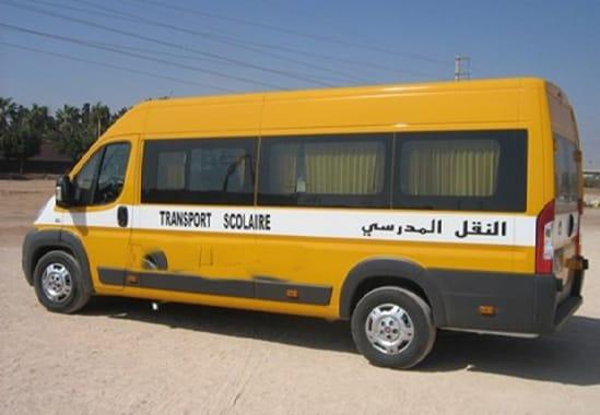 ظاهرة استخدام المنبه الصوتي لسائقي النقل المدرسي بميدلت .