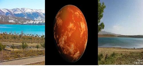 """من منطقة املشيل """"إسلي و تيسليت"""" الى كوكب المريخ"""