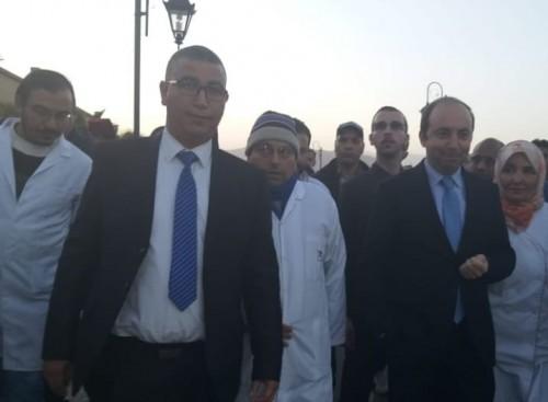 محكمة الاستئناف الادارية بالرباط تنصف الدكتور عبد القادر السهلي.