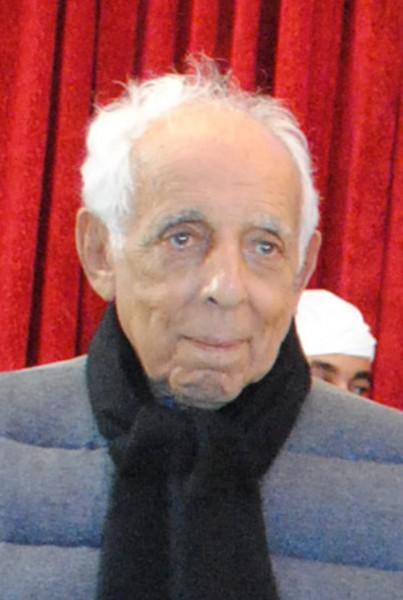 موحى اليوسي هرم من اهرام المقاومة الشعبية يغادر المكتب السياسي للحركة الشعبية .