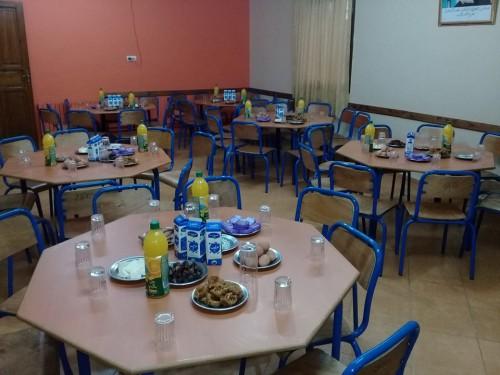 فطار جماعي بدار المسنين ومركز استقبال الأطفال في وضعية صعبة بميدلت