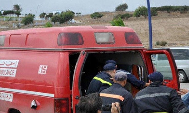 حادثة سير خطيرة تودي بحياة   طفل في  زايدة  .