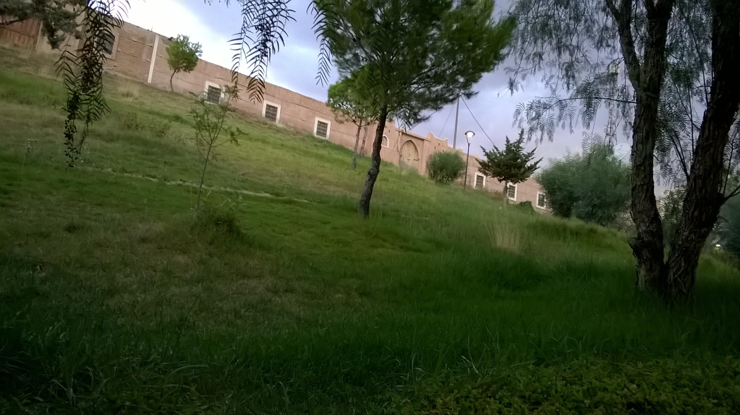 حديقة الشلال تفتح ابوابها للزوار.