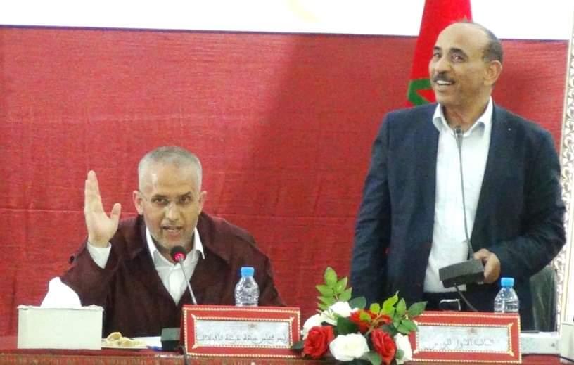 شوباني يتهم معارضة مجلس تافيلالت بالاستهتار