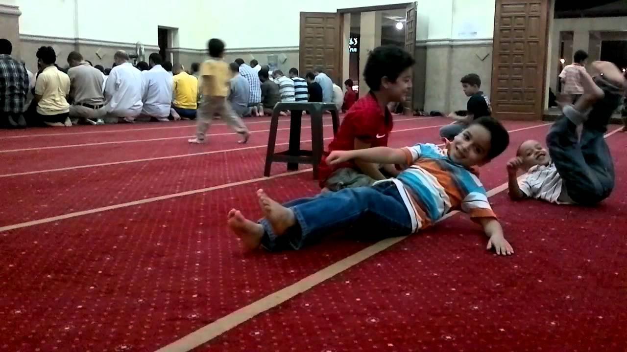 حتى يستوعب فضاء المسجد ناشئتنا.