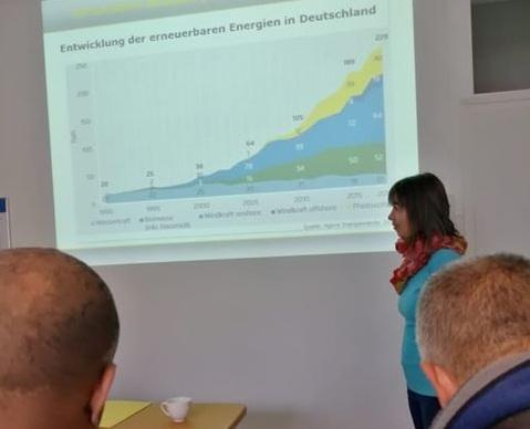 الورشة  الأولى لرؤساء بعض الجماعات  المحلية  في البرنامج   المتعلق  بمهمة  الزيارة  إلى  ألمانيا