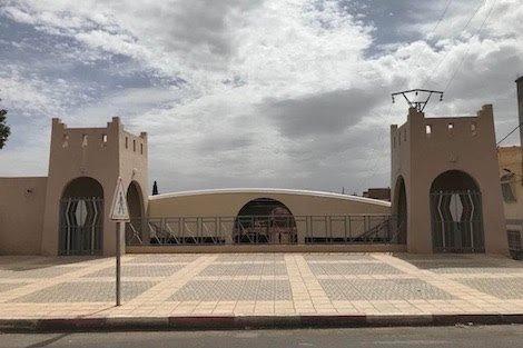 النقابة الوطنية للتجار والمهنيين بمدينة ميدلت تطالب بفتح الأسواق النموداجية.