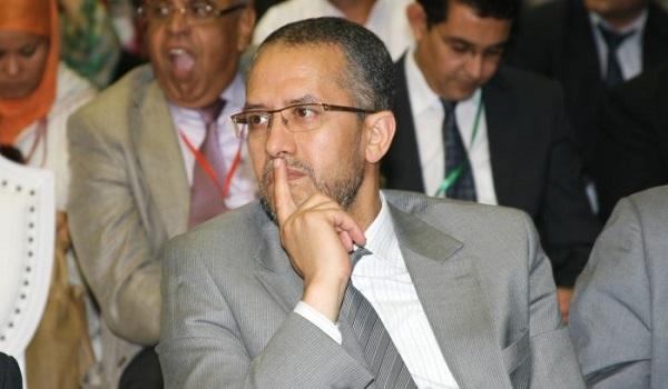 تصريح صحفي لرئيس مجلس جهة درعة تافيلالت بمناسبة انعقاد وإغلاق دورة مارس العادية للمجلس.
