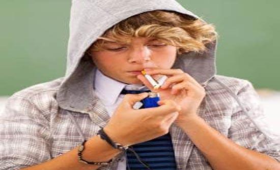 اكتشاف مراهق مدخن في بيتنا زمن الحجر الصحي؟؟