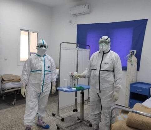 الحالة الوبائية لفيروس كورونا المستجد بإقليم ميدلت ليومه الخميس 20 غشت 2020 :